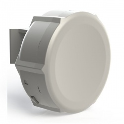 MikroTik RouterBoard SXTG-5HPacD-SA (Router OS Livello4) con ALIMENTATORE e Iniettore PoE 13Dbi Guadagno dell'Antenna