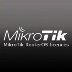 MikroTik RouterOS Controlador (Nivel 6) Licencia De