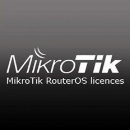 MikroTik RouterOS WISP AP (Nivel 4) Licencia