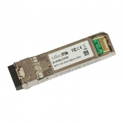 MikroTik SFP+ Module 10G Multi Mode 300m 850nm