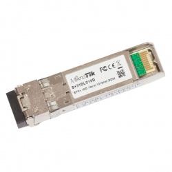 MikroTik Módulo SFP+ 10G Único Modo de 10Km 1310nm