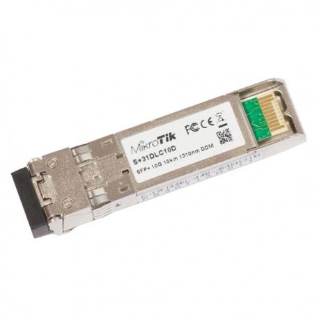 MikroTik SFP+ Modul 10G Single-Mode 1310nm 10Km