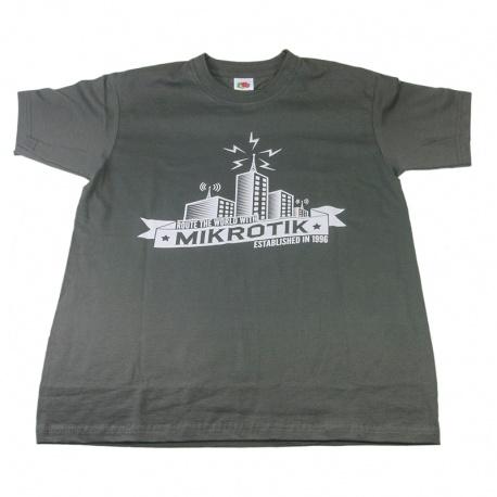 MikroTik camiseta (Talla M)