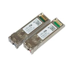 Paar von bidirektionalen SFP-10G 10km-Module (RB/S+23LC10D + RB/S+32LC10D)
