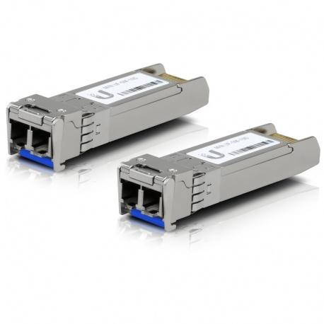 Ubiquiti Fibre monomode Module de 10G - UF-SM-10G-20 (20-Pack)