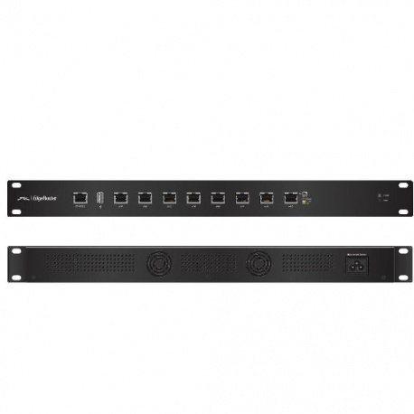 Ubiquiti EdgeMAX-EdgeRouter 8-Port Router