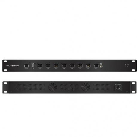 Ubiquiti EdgeMAX EdgeRouter De 8 Puertos Router