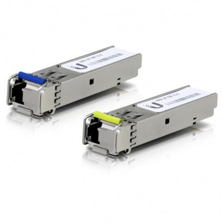 Ubiquiti Single-Mode-Fiber-Modul 1G BiDi - UF-SM-1G-S (1-Pair)
