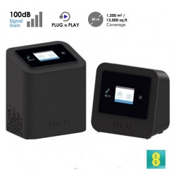 Cel-Fi DUO 3G / 4G Signal Booster for O2, 3, Vodafon