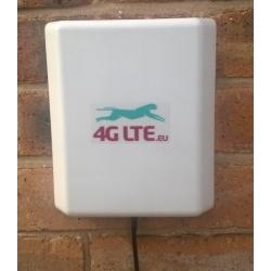 3G mur monter une antenne aérienne avec gagner 7/10dBi