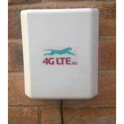 3G Wall Mount Antenna Aerial with gain 7/10dBi