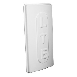 OEM 3G/4G LTE 17dBi Outdoor Panel Antenna 2600MHz