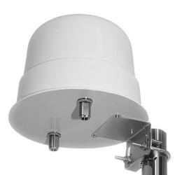 OEM 3G/4G LTE 12dBi al aire libre de la Antena de Cúpula de 800-2600MHz