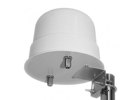 OEM 3G/4G LTE 12dBi Outdoor Dome Antenna 800-2600MHz