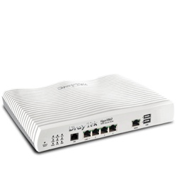 Vigor 2862 Series VDSL/ADSL Router Firewall