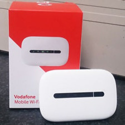Huawei vodafone R207 MOBILE Wi-Fi(unlocked)verwendet