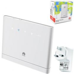 Huawei B315s-22 4G LTE WLAN-Router 150Mbit - UK-Stecker