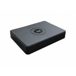HiWatch 8 Kanal PoE NVR mit Hik-Connect - NVR-108-A/8P