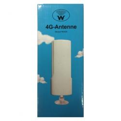4G 25dBi LTE-Omni-Antenne mit TS-9 enden