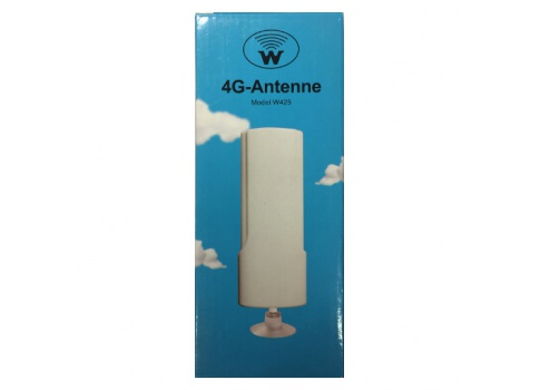 4G LTE 25dBi Omni Antenna con TS-9 fine