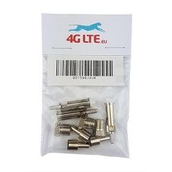 Une paire de connecteurs RF FME_female_cable