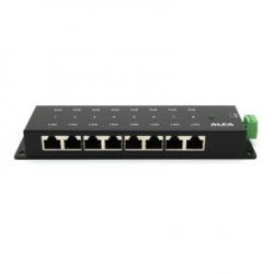 Alfa 8 ports Gigabit Passive PoE Injecteur APOE08G