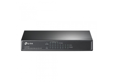 TP-Link PoE Switch TL-SG1008P