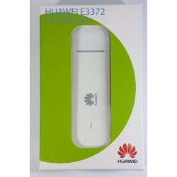 Huawei E3372h-153 4G LTE dongle, 2 x TS-5 slots