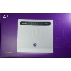 HUAWEI B593s-22 4G LTE FDD CPE 100Mbps with logo