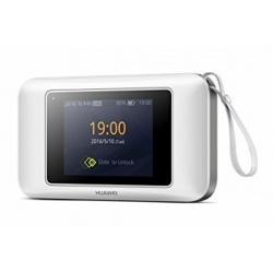 Huawei E5787s-33a, 4G Mobilen WiFi Router, bis zu 10 Geräte, Weiß
