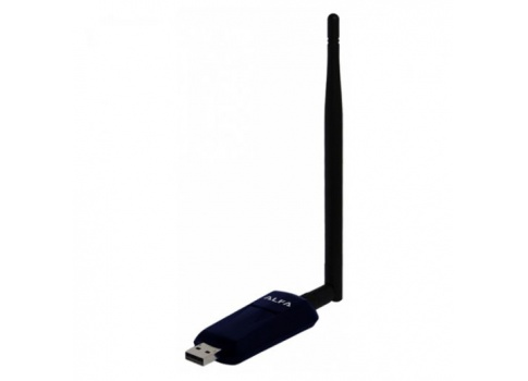 Alfa AWUS036NEH 2.4GHz 802.11b/g/n Long-Range USB Dongle