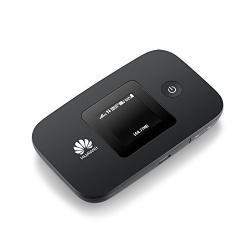 4G LTE de Huawei E5377s-32 Negro con 2 x TS-9 conector de antena