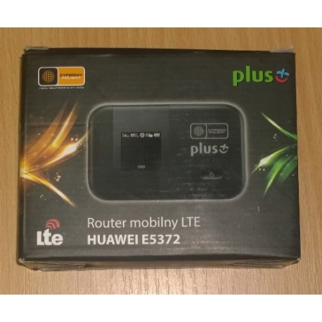 HUAWEI E5372s-32 4G LTE Pocket WiFi with Logo