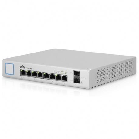 Ubiquiti UniFi 8 Port 150W PoE Switch - US-8-150W