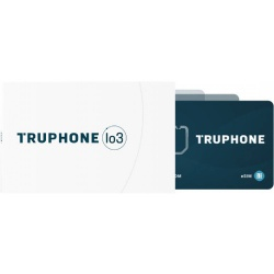 Teltonika Truphone Io3 carta SIM 400MB di 5 anni prepagata