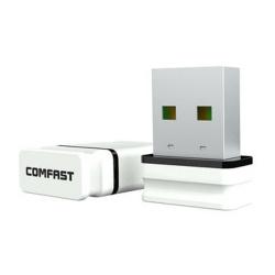 Comfast WiFi Adaptador USB Wireless Dongle Adaptador 802.11 N de Red
