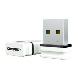 Comfast WiFi USB Adapter Wireless Dongle Adaptor 802.11N Network