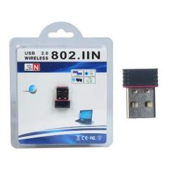 300 mbps Wi-Fi, Receptor de 2.4 GHz Mini Adaptador Inalámbrico USB 802.11 n