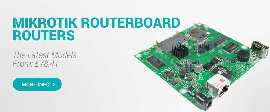 Mikrotick Routerboards
