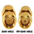 Antenna connector SMA vs. RP-SMA - explained
